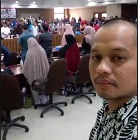 Dosen Jualan RSN SSN Kota Tangerang