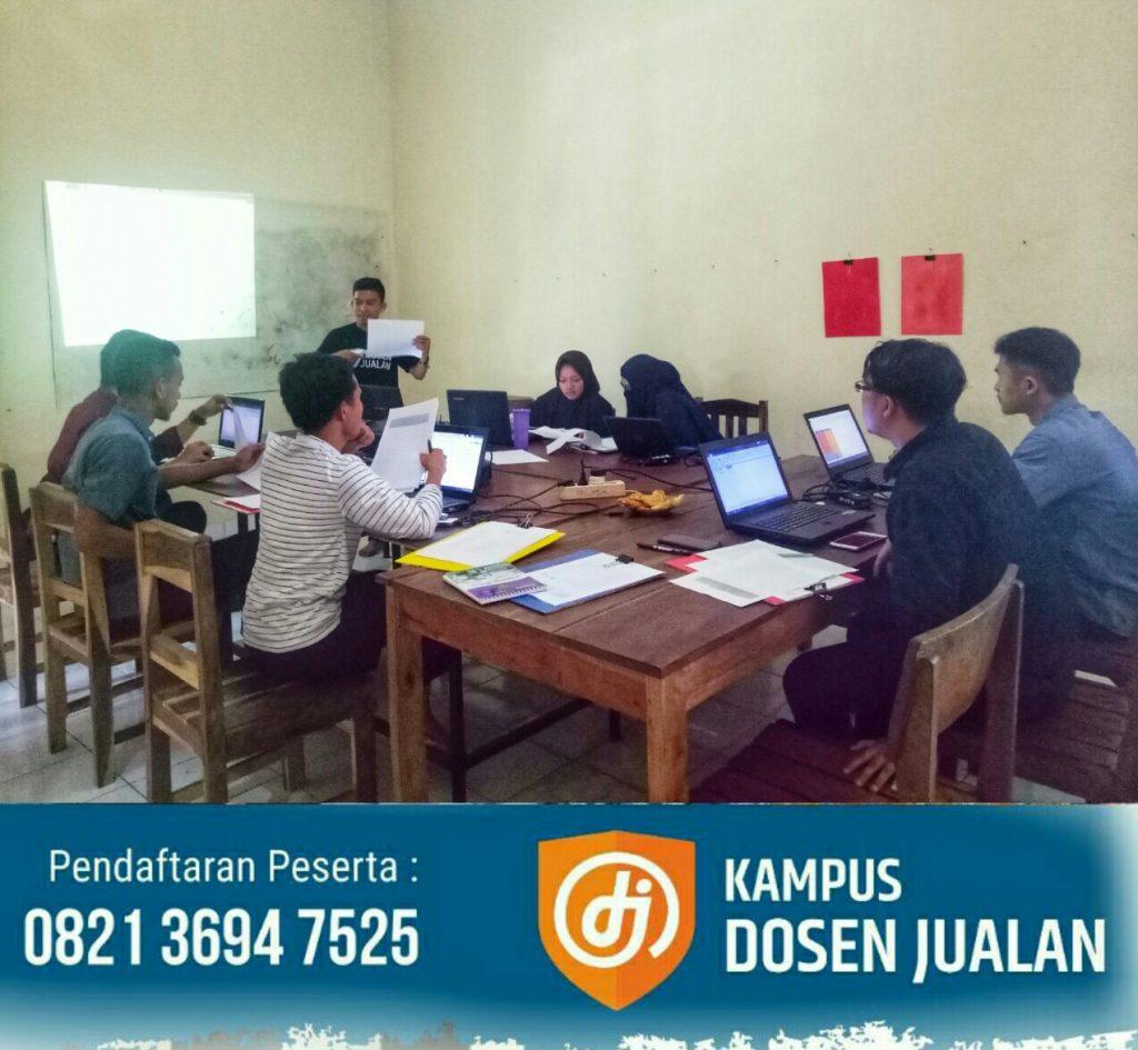 Selamat Datang Para Peserta Inkubator Bisnis Online Batch 48 Kampus Dosen Jualan Yogyakarta