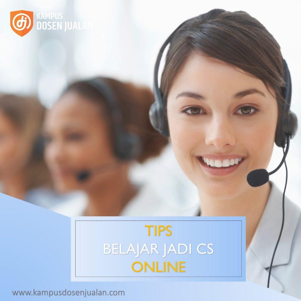 Belajar Cs Jualan Online