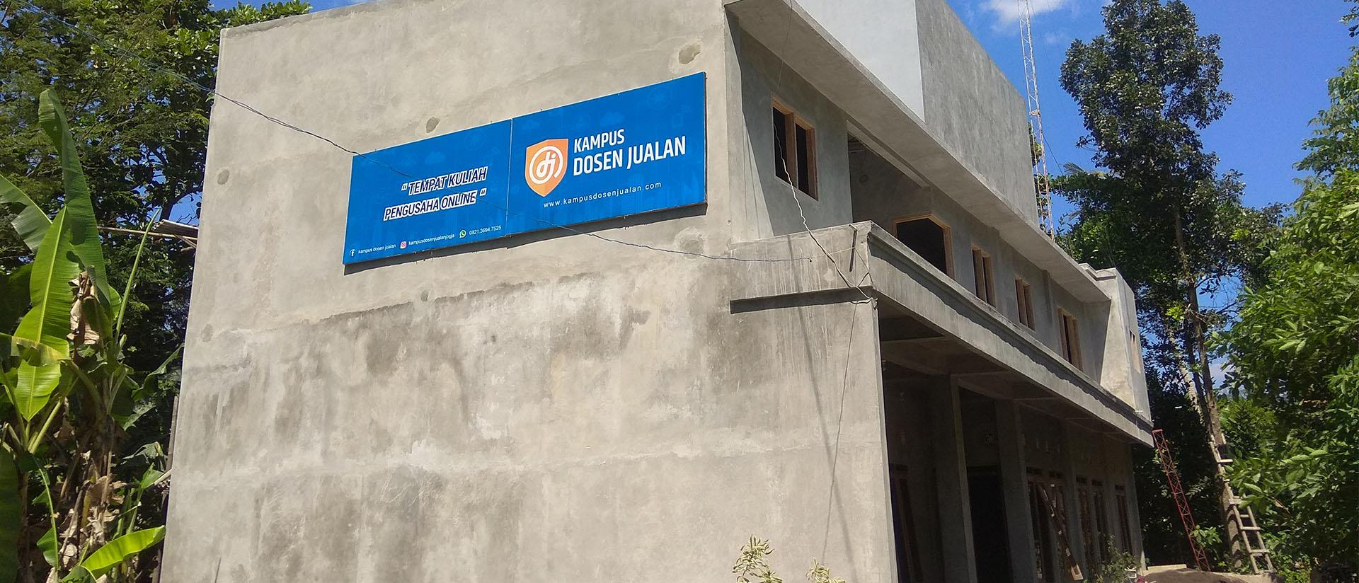 Kampus Dosen Jualan Piyungan Yogyakarta