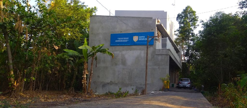 kampus dj baru