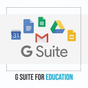 G Suite for Education dan Manfaatnya