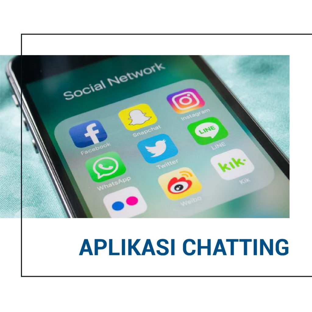 aplikasi chating