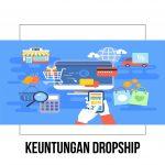 keuntungan dropship