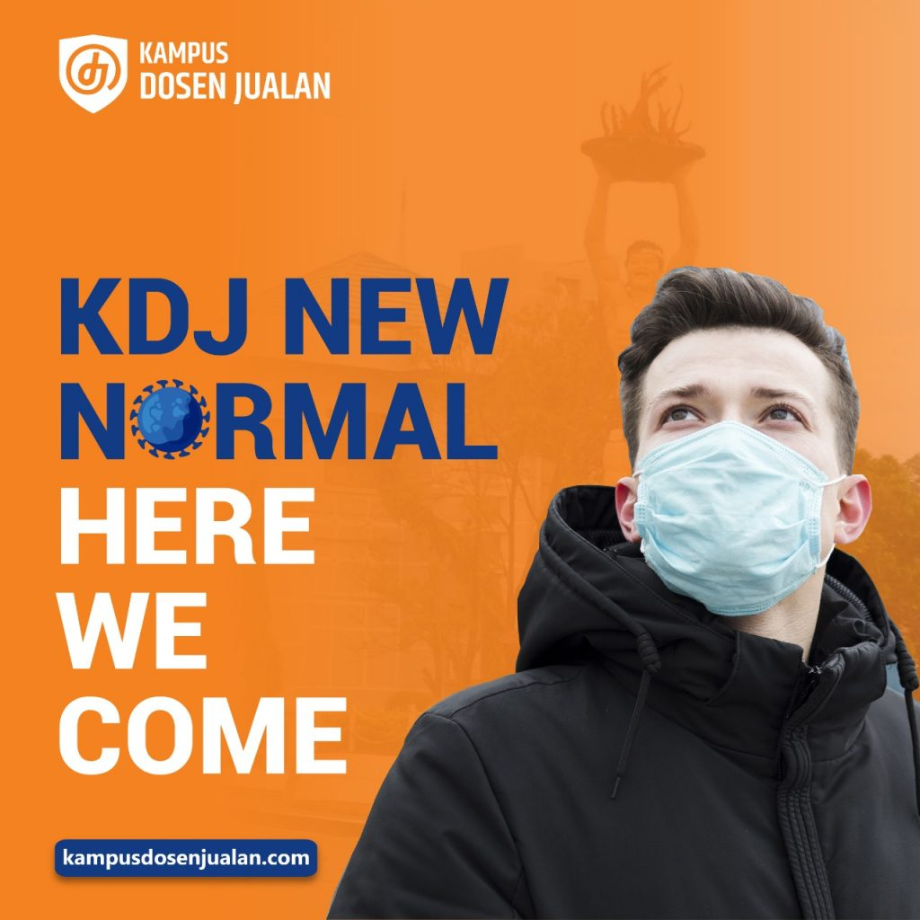 KDJ NEW NORMAL, HERE WE COME
