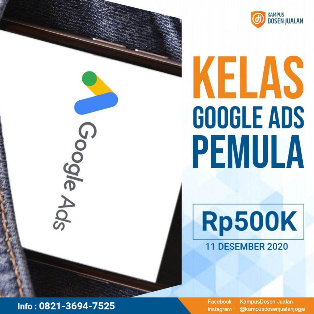 Belajar Google Ads
