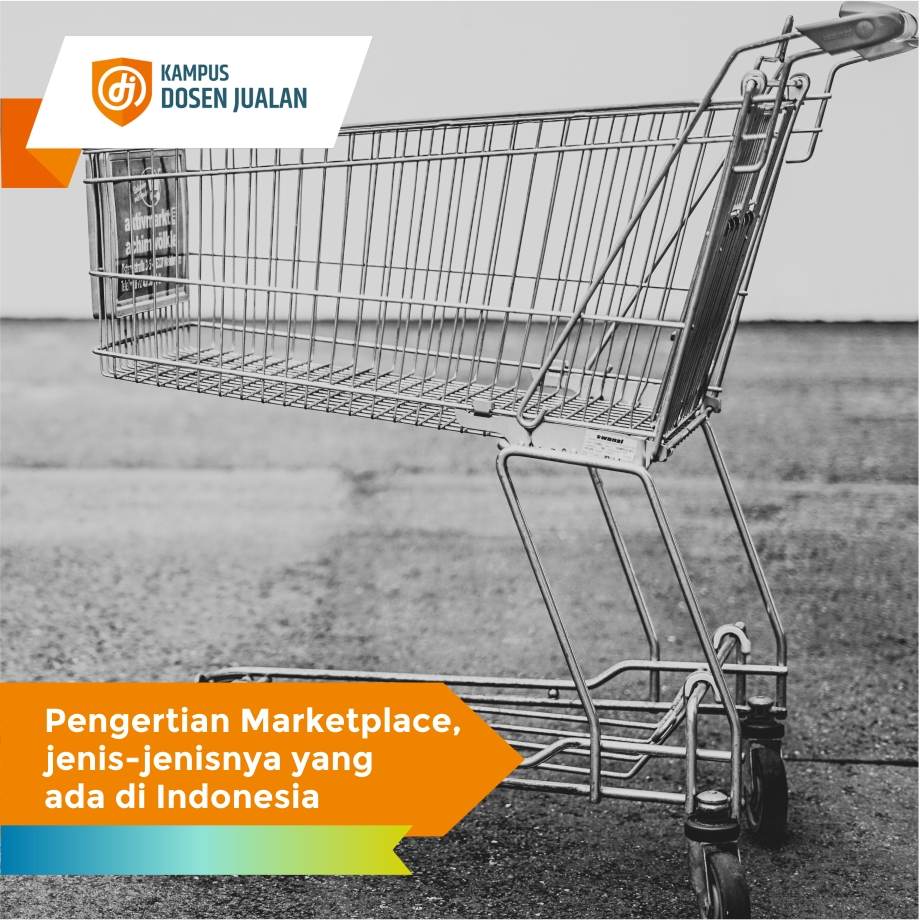 Marketplace di Indonesia