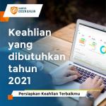 keahlian yang dibutuhkan tahun 2021