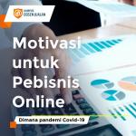 motivasi untuk pebisnis online