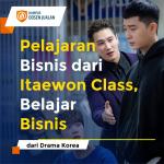 pelajaran bisnis dari itaewon class