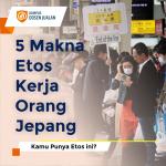 Etos Kerja Orang Jepang