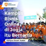 Kampus Bisnis Online di Jogja