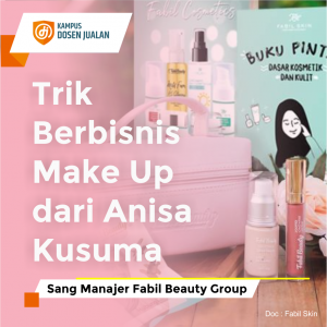 Trik Berbisnis Make Up