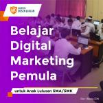 belajar digital marketing pemula