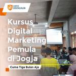 kursus digital marketing pemula di jogja