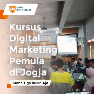 kursus digital marketing pemula di jogja