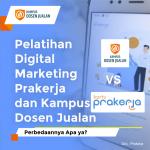 pelatihan digital marketing prakerja