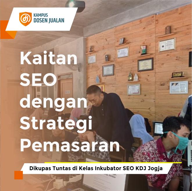Kaitan SEO dengan Strategi pemasaran