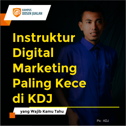 Instruktur Digital Marketing