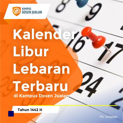 Kalender Libur Lebaran Terbaru