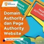Apa Itu Domain Authority dan Page Authority