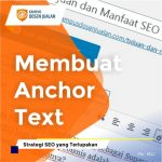 Cara Membuat Anchor Text