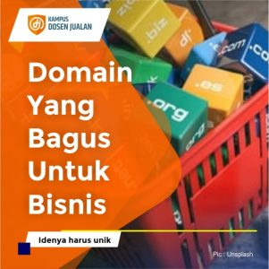 Domain Yang Bagus Untuk Bisnis