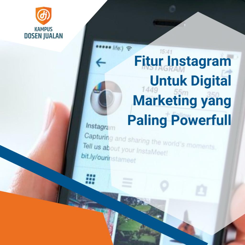 fitur instagram untuk digital marketing