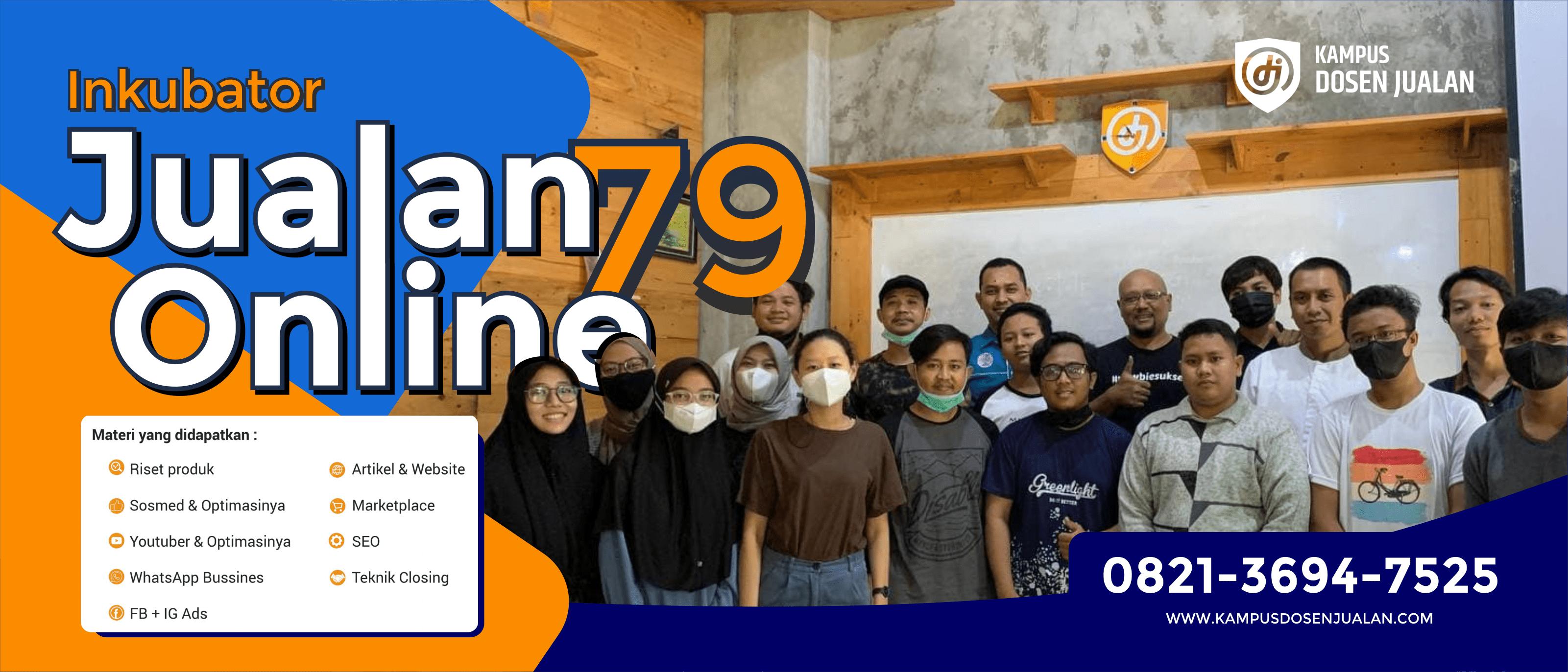 Inkubator Jualan Online 79