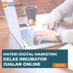 Materi Digital Marketing di Kelas IJO Batch 79