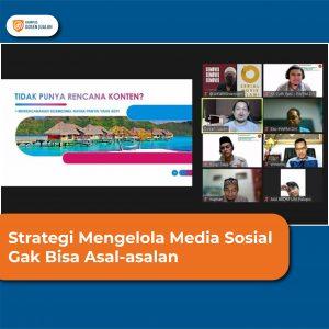 Strategi Mengelola Media Sosial