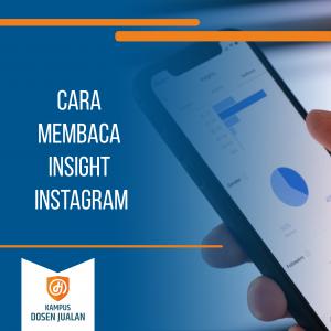Cara Menghitung Insight Instagram